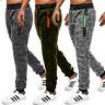 Mens Sport Gym Pants Slim Fit Running Joggers Casual Long Trousers Sweatpants UK