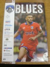 09/04/2016 Oldham Athletic v Walsall  . Thanks for viewing this item available f