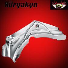 Kuryakyn Chrome Cylinder Base Cover for 2007-2017 Harley Davidson Softail 8393