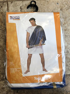 Toga Man Men's Costume by California Costume Collections New In Package E