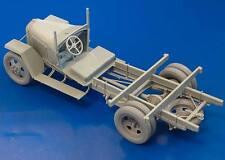 1/35 QUICKWHEEL QWX-032 Soviet Cargo Truck GAZ-AA Wheels (rims with 5 holes)