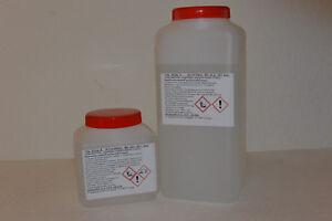 3kg Epoxidharz Epoxyd Laminier GFK Gießharz