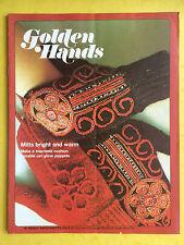 Golden Hands - Part 63, Crochet, Knitting, Dressmaking, Embroidery, Magazine