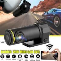 1080P Mini Car DVR Camera Dash Cam  WIFI G-sensor Video Recorder Night Vision UK