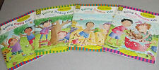 BRIGHTER VISION PARENTING AGES 3-5 A PARENT'S GUIDE TO… LOT OF 4