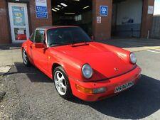 PORSCHE 911  964 CARRERA TARGA 4S
