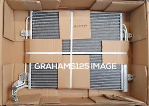 AIR CON CONDENSER FITS AUTO AIR SEAT ALHAMBRA VW SHARAN 2.0 TDi AUT0 AIR 16-9977