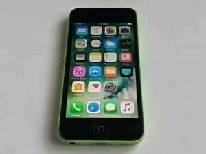 Apple iPhone 5c A1456 8GB Green Sprint Wireless Touchscreen Smartphone *Tested*