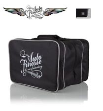 Auto Finesse Detailing Kit Bag with Exterior Pocket holds up to 10 Bottles KIB1