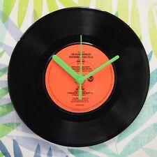 "Blow Monkeys 'Choice' Retro Chic 7"" Vinyl Record Wall Clock"