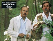 JEAN-LOUIS TRINTIGNANT DAVID THOMAS ET LES AUTRES 1985 PHOTO D'EXPLOITATION #1