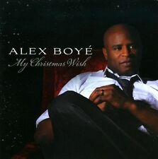 My Christmas Wish * by Alex Boyé (CD, Oct-2010, Shadow Mountain Records)