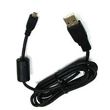 Ladekabel USB Kabel Kabel für Casio Exilim EX-ZS12