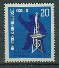 Berlin Briefmarken 1963 Funkausstellung Mi.Nr.232**postfrisch