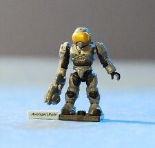 Halo Mega Bloks Series 7 UNSC Spartan Security Ultra Rare