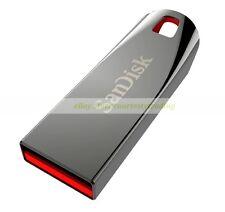 SanDisk USB 16GB 16G Cruzer Force Flash Pen Drive New Lifetime Warranty