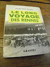 le long voyage des rennes par Allen Roy Evans
