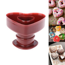 Food Grade Donut Mold Dessert Doughnut Donut Maker Cutter DIY Cake Mould QA