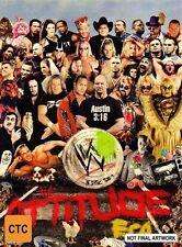 The WWE - Attitude Era : Vol 1 (DVD, 2012, 3-Disc Set) - Region 4