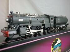MTH O Tinplate Traditions 263E Loco and Tender Grey with Proto Sound 2.0 10-3015