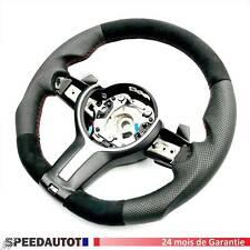 Aplati Alcantara Noir VolantI BMW Noir Volant F30 F32 F20 X1 X3 X5 X6 M SMG...