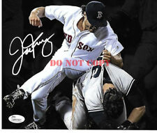 Joe Kelly Boston Red Sox Autographed Signed 8x10 Yankee Fight Photo Reprint