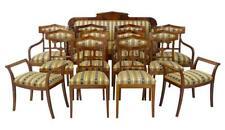 Mahogany Art Deco Antique Armchairs