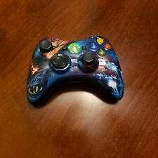 Xbox 360 Halo 3 Covenant Controller Great Condition and Functioning