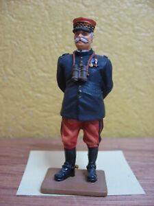 FIGURINE DEL PRADO SOLDAT GENERAL JOFFRE FRANCE 1916