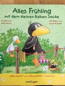 Alles Frühling mit dem kleinen Raben Socke von Nele Moost (2006, Gebunden)