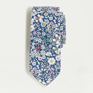 "J.Crew Boys' Cotton Tie in Liberty® June's Meadow Floral | 52"" | $34.50"