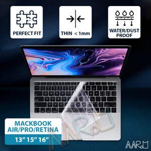 "【Dust-proof】 Keyboard CoverApple MacBook Pro Air Skin Protector  13"" 15"" 16"""