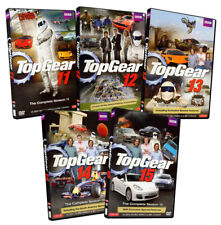 Top Gear - The Complete Season 11 - 15 (Boxset) New DVD