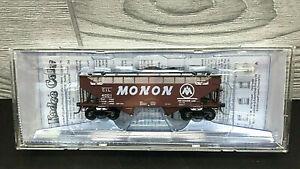 "Kadee Cars 7015 Monon ""CIL"" 50 Ton 2-Bay Offset Side Hopper Car #4001 HO"