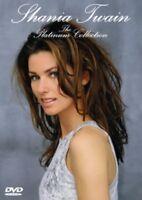 Shania Twain The Platinum Collection Nuevo DVD