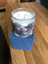 Partylite Midnight Orchid 3 Wick Large Candle (BNIB)