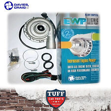 Davies Craig Alloy Electric Water Pump Kit EWP 115 Litres Minute 12V DC 8040 New