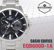 Casio Edifice Smartphone Link Watch EQB600D-1A