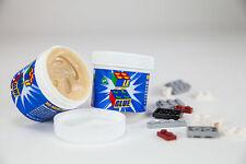 Le-Glue Water Soluble Adhesive for Legos and Mega Bloks 50 ml Tub