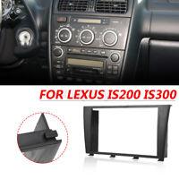 CD Radio Stereo Facia Fascia Fitting Kit Panel LEAD For LEXUS IS200 IS300 95-06