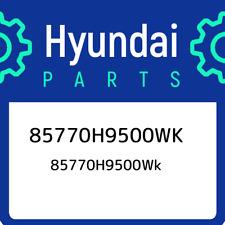 85770H9500WK Hyundai 85770h9500wk 85770H9500WK, New Genuine OEM Part