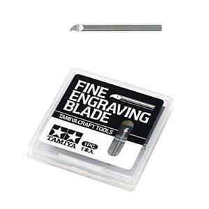 Tamiya Fine Engraving Blade 0.1mm