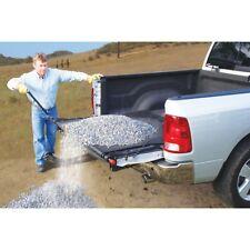 Truck Bed Cargo Unloader, Hand Crank Assist 1 Ton Pickup, 2000 lb. Dragsheet