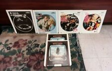 5 MOVIE CED VIDEO SET PETER SELLERS MOVIES COMPLETE GOOD CONDITION Ships Free