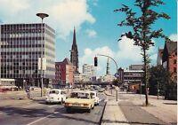 uralte AK, Hamburg, Ost-West-Straße