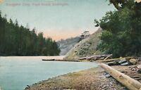 PUGET SOUND WA – Smugglers Cove - 1910