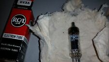 One Rca 6V3A Triple Mica Vacuum Tube Tested Nos