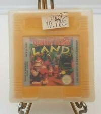 DONKEY KONG LAND *Nintendo GAME BOY PAL FAH Game* Loose + Etui