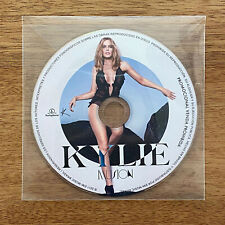 "Kylie Minogue Rare ""Illusion"" Promo Cd (Brazil) Picture Cd"