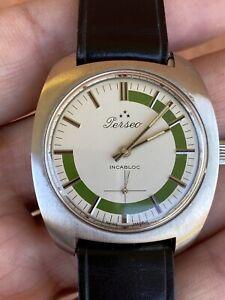 Perseo Movement Cortbert NOS Vintage Watch Original Dial